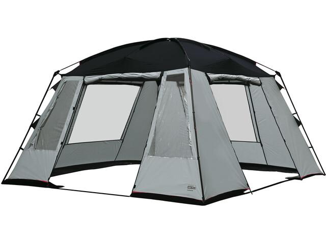 High Peak Siesta Pavillon Light Grey/Dark Grey